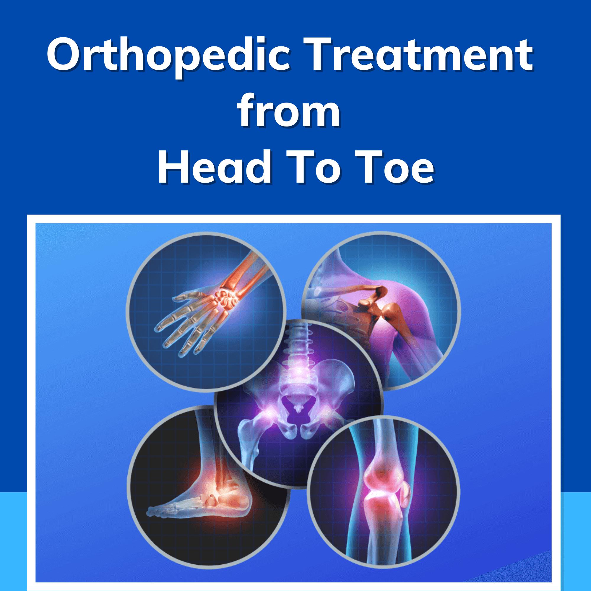 Best Orthopedic in India